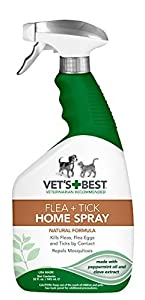 Vet's Best - Flea & Tick Home Spray MegaPack 64 oz by Vet's Best