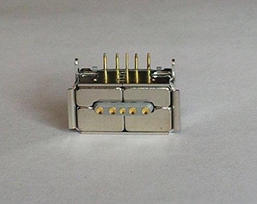 DC Buchse Power Jack Netzteilbuchse für 45TU V3046AU V3046TU V3047TU V3048TU V3049TU V3050TU V3051TU V3052TU V3053TU V3054TU V3055TU V3056TU V3057TU V3058TU V3059TU V3060TU V3061TU V3062TU V3063TU V3064TU V3065TU V3066TU V3067TU V3069TU V3070TU V3071TU V3072TU V3100 V3101AU V3101TU V3102AU V3102TU V3102XX V3103AU V3103TU V3104AU V3104TU V3105AU V3105TU V3106AU V3106TU V3107AU V3107TU V3108AU V3108TU V3109AU V3109TU V3110AU V3110CA V3110TU V3111AU V3111TU V3112AU V3112TU V3113AU V