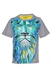 boys pepito t-shirt GREY MILANCH 7-8 Y