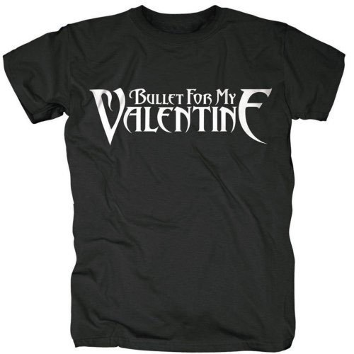 Bullet for my Valentine-Maglietta con Logo in (S)