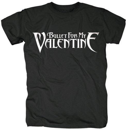 Bullet for my Valentine-Maglietta con Logo in (S)