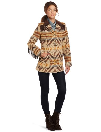 Pendleton Women's Fringed Plateau Coat