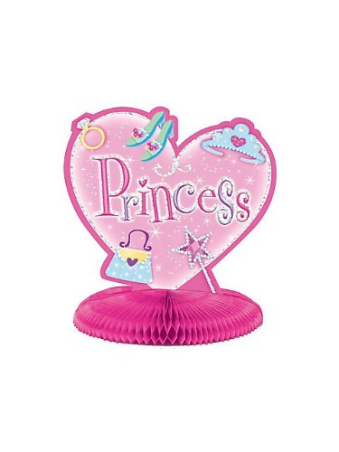 Amscan Princess Centerpiece Kit 23 Pc. front-502581