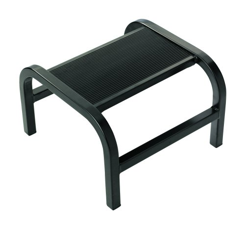 Cramer 2011-92 PAL Aluminum Stool Step Stool, Black