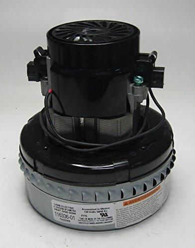 Ametek Lamb Intermittent Duty Vacuum Blower Motor 120 Vac 112 Cfm 116471-07