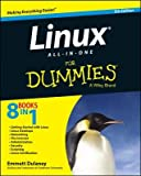 img - for Linux All-In-One for Dummies[LINUX ALL-IN-1 FOR DUMMIES REV][Paperback] book / textbook / text book