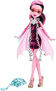 Mattel Monster High Haunted Getting Ghostly Draculaura Doll