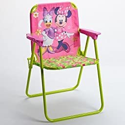 Disney Minnie Mouse Bow-Tique & Daisy Patio Chair