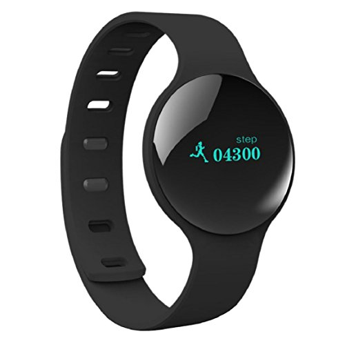 Changeshopping(Tm) H8 Bluetooth Smart Fitness Bracelet Sport Sleep Tracker For Android (Black)