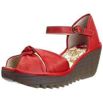 25b000baf7b0 Review FLY London Women s Yuka Wedge Sandal - mallorystrongjohnsie