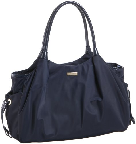 Kate Spade Fashion Nylon Stevie Baby Bag,Navy,one size