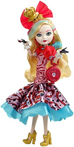 Ever After High Way Too Wonderland Apple White Doll (Blair Witch Figure compare prices)