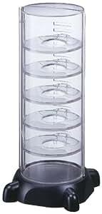 シンコハンガー コレクタワーG ブラック タワー型時計コレクションケース