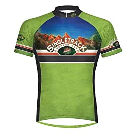 Primal Wear 2013 Singletrack Copper Ale Cycling Jersey - BBSIJ20M