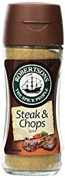 Robertsons Steak & Chops Spice Imported From South Africa (2 Pack)
