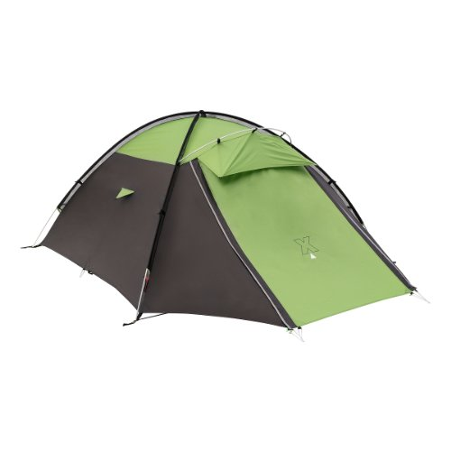 Coleman Tauri Connect X3 3 Person Tent - Green/Brown