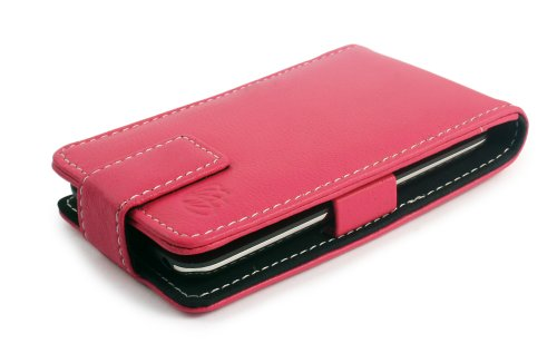 Proporta Alu-Leather Sheepskin Case (Apple iPod Touch) Pink
