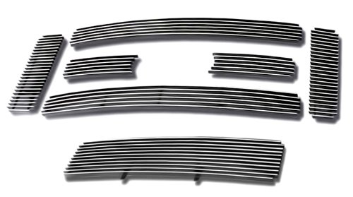 08-10 Ford F-250/F-350/ Super Duty Billet Grille Grill Combo Insert # F67803A (08 Ford F250 Super Duty Grill compare prices)