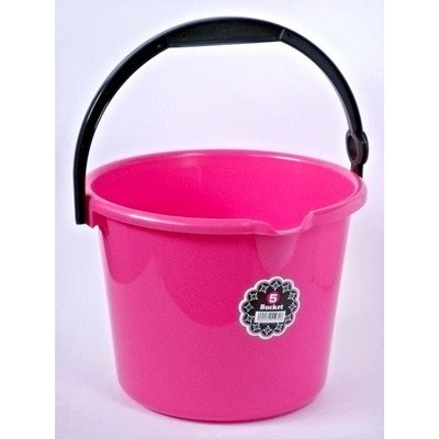 バケツ カラーバケツ ピンク