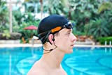 """WCI Quality Waterproof """"4 GB"""" MP3 Player for Outdoor Biking And Underwater Swimming/Sports + Waterproof In-Ear Headphones/Earphones Connect to all Audio iPod/iPhone/MP3 Player - 2012 Version"""