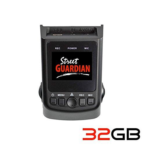 Street Guardian SG9665GC v2 2016 edition Supercapacitor Sony Exmor IMX322 WDR CMOS Sensor DashCam 1080P 30FPS + 32GB microSD card + USB/OTG Android Card Reader + GPS (Best Of - DashCamTalk)