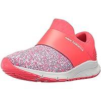 New Balance Women's Rush Lifestyle Fashion Sneaker (Bright Cherry)