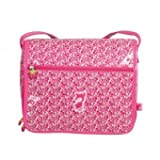 Tuc Tuc Girl Couture Hanging Toiletry Travel Bag. Natural Berries Collection. Print. 11