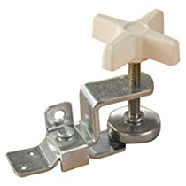 RV Designer Collection E511 Zinc Fold Out Bunk Clamp