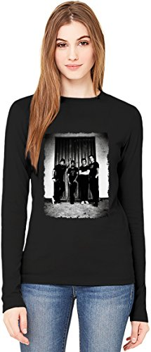 Billy Talent T-Shirt da Donna a Maniche Lunghe Long-Sleeve T-shirt For Women| 100% Premium Cotton Ultimate Comfort X-Large