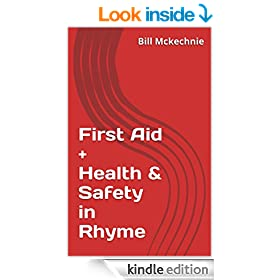 First Aid + Health & Safety in Rhyme