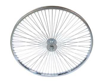 Bike | Bicycle 26″ 72 Spoke Free Wheel 80g Chrome