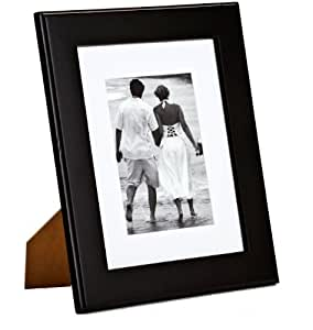 Amazon.com - Displays2go Matted Wooden Picture Frames to ...