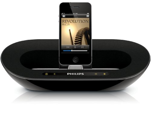 Philips Fidelio Docking Speaker Ipod, Iphone And Ipad, Ds3510 front-1070451