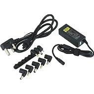 Lapcare Universal 40W Laptop Power Adapter -Black