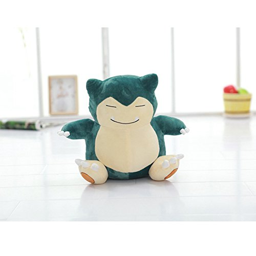 35cm Pikachu Snorlax Plush Toy Stuffed Dolls pkachu plush doll Gifts for children (35 Dollar Xbox Card compare prices)