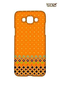 VDESI Designer Matte Back Cover For Samsung Galaxy E7 (E700)-115400313