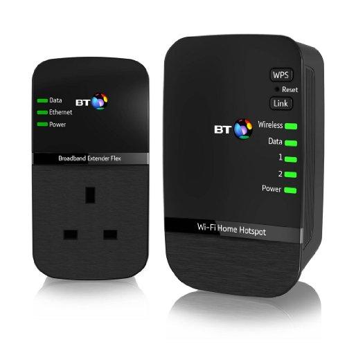 BT Wi-Fi Home Hotspot 500 Kit Black Friday & Cyber Monday 2014