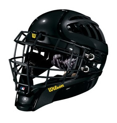 Wilson Pro Shock FX Catchers Mask ( sz. S/M, Black )