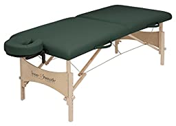 Earthlite Inner Strength Tech 200 Massage Table Package, Hunter, 28\