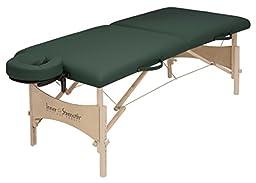 Earthlite Inner Strength Tech 200 Massage Table Package, Hunter, 28\