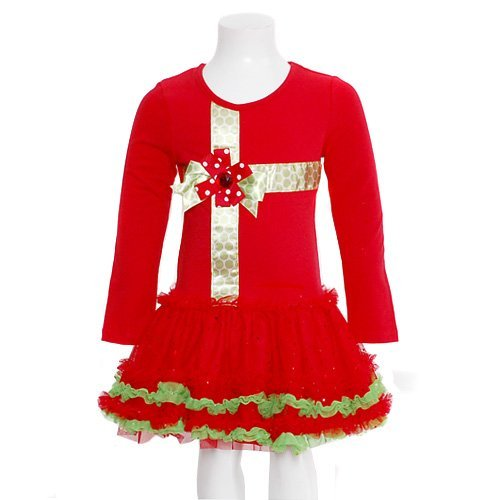 Christmas Dresses For Little Girls front-1072672