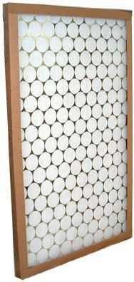 Glasfloss Industries PTA10201 PTA Series Heavy Duty Disposable Panel Air Filter, 12-Case
