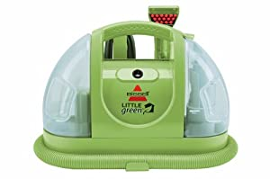 BISSELL Little Green Multi-Purpose Compact Earth Friendly Deep Cleaner