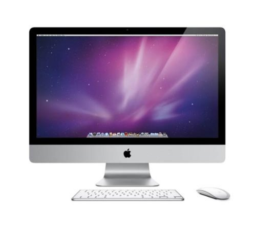 iMac MC510F/A - NEW  Core i3 3,2 GHz, 4096 Mo, 1 To 27'', DVD±RW Azerty français, Mac OS X 10.6 Sn...
