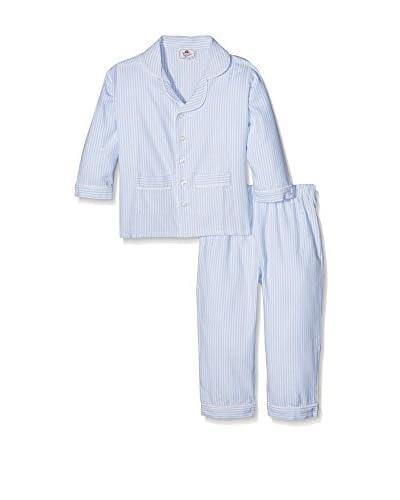 Allegrino Pijama Lucy Lady Cielo / Blanco