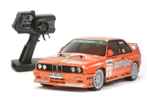 Tamiya-300046618-110-RC-XBS-BMW-M3-Jgermeister-24-Ghz