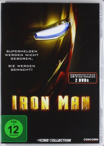 Iron Man (Special Edition, 2 DVDs)