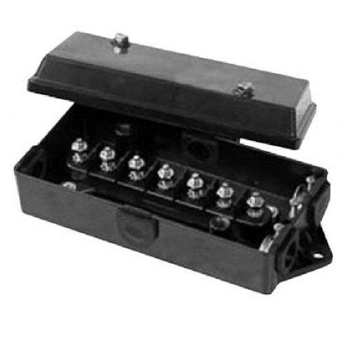 Conntek 10000 Bx Trailer 6 Or 7 Pole Junction Box