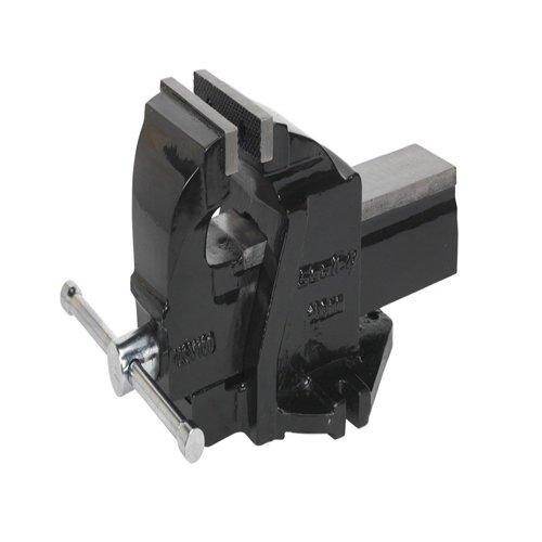 Sealey USV150 Professional Mechanic's Vice, SG Iron, 150 mm