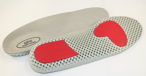 Body-Tec Aerolite Running Walking shockproof Insoles with arch support RRP £19.99